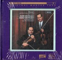 Kyril Kondrashin - Sinfonia Concertante K.364 / Duo In G K.423