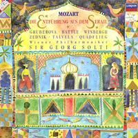 Gruberova, Solti, Vienna Philharmonic Orchestra - Mozart: Die Entfuhrung Aus Dem Serail