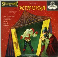 Ameling, Ansermet, L'orchestra de la Suisse Romande-Stravinsky: Petrushka