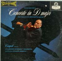 Campoli, Argenta, London Symphony Orchestra - Tchaikovsky: Concerto in D major
