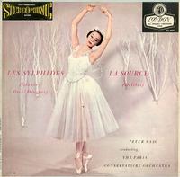 Maag, Paris Conservatoire Orchestra-Chopin: Les Sylphides / Delibes: La Source
