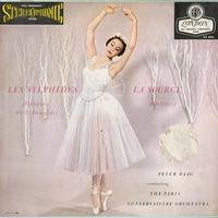Maag, Paris Conservatoire Orchestra-Chopin: Les Sylphides--Delibes: La Source