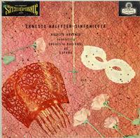 Argenta, Orquesta  Nacional de Espana-Halffter: Sinfonietta