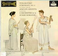 Ansermet, L'orch. De la Suisse Romande - Tchaikovsky: Symphony No. 4