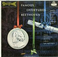 Munchinger, Vienna Philharmonic Orchestra - Famous Overtures - Beethoven