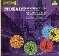 Maag, London Symphony Orchestra-Mozart: Symphonies Nos. 32 & 38