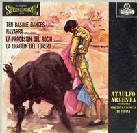 Argenta, Orquesta  Nacional de Espana - Guridi: Ten Basque Dances etc.