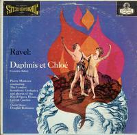 Pierre Monteux-Ravel: Daphis et Chloe