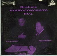 Katchen, Monteux, London Symphony Orchestra-Brahms: Piano Concerto No. 1