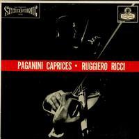 Ruggiero Ricci-Paganini Caprices
