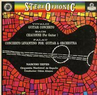 Yepes, Alonso, Orquesta Nacional de Espana - Vivaldi: Guitar Concerto etc.