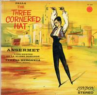 Ansermet, L'orch. De la Suisse Romande - Falla: The Three Cornered Hat