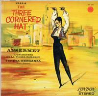 Ansermet, L'orch. De la Suisse Romande - Falla: The Three Cornered Hat