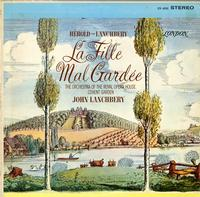 Lanchberry, Orchestra of the Royal Opera House, Covent Garden - Herold: La Fille Mal Gardee - Excerpts