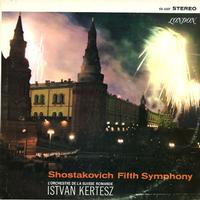Kertesz, L'orchestra de la Suisse Romade-Shostakovich: Symphony No. 5