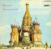 The Borodin Quartet - Borodin: Quartet No. 2 etc.