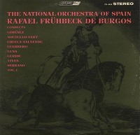 Fruhbeck De Burgos, National Orchestra Of Spain - Gimenez,Soutuolo-Vert etc.
