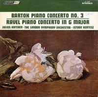 Katchen, Kertesz, LSO - Bartok: Piano Concerto No. 3 etc.