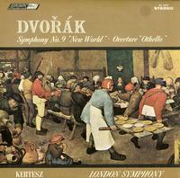 Kertesz, London Symphony Orchestra - Dvorak: Symphony No. 9 New World etc.