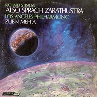 Mehta, Los Angeles Philharmonic Orchestra - Strauss: Also Sprach Zarathustra