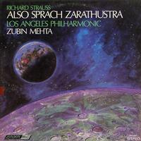Zubin Mehta & the Los Angeles Philharmonic - Strauss: Also Sprach Zarathustra