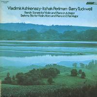 Ashkenazy, Perlman, Tuckwell - Franck: Sonata for Violin and Piano