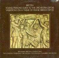 Britten, London Symphony Orchestra - Britten: Young Person's Guide To The Orchestra etc.