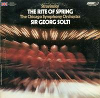 Solti, Chicago Symphony Orchestra - Stravinsky: The Rite of Spring