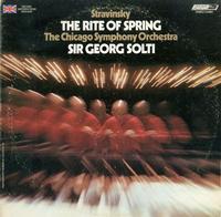 Solti, Chicago Symphony Orchestra - Stravinsky: The Rite of Spring