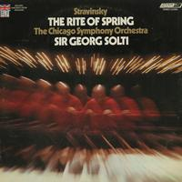Solti/ Chicago Symphony Orchestra - Stravinsky: The Rite Of Spring