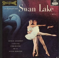 Ansermet, L'orch. De la Suisse Romande - Tchaikovsky: Swan Lake