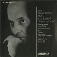 Harper, Solti, The London Symphony Orchestra and Chorus - Mahler: Symphony No. 2