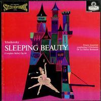 Ansermet, L'orch. De la Suisse Romande-Tchaikovsky--Sleeping Beauty