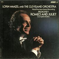 Maazel, Cleveland Orchestra - Romeo and Juliet (Complete Ballet)