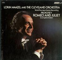 Maazel, Cleveland Orchestra - Prokofiev: Romeo and Juliet