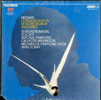 Dorati, National Symphony Orchestra of Washington D.C. - Messiaen: La Transfiguration de Notre Seigneur Jesus Christ