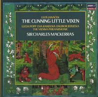 Mackerras, Vienna Philharmonic Orchestra - Janacek: The Cunning Little Vixen