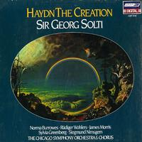 Solti, Chicago Symphony Orchestra and Chorus - Haydn: The Creation