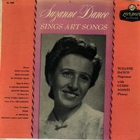 Suzanne Danco - Sings Art Songs