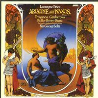 Price, Solti, London Philharmonic Orchestra - Strauss; Ariadne auf Naxos
