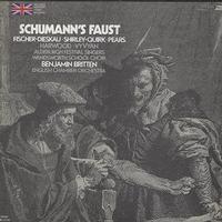Fischer-Dieskau,Shirley-Quick, Pears, Britten, English Chamber Orchestra - Schumann: Faust