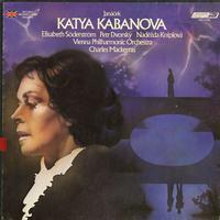 Soderstrom, Mackerras, Vienna Philharmonic Orchestra - Janacek: Katya Kabanova