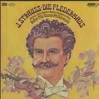 Janowitz, Bohm, Vienna Philharmonic Orchestra - Strauss: Die Federmaus