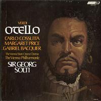 Cossutta, Solti, Vienna Philharmonic Orchestra - Verdi: Otello