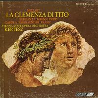 Berganza, Kertesz, Vienna State Opera Orchestra - Mozart: La Clemenza di Tito