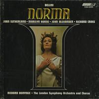 Joan Sutherland, Bonynge, London Symphony Orchestra - Bellini: Norma