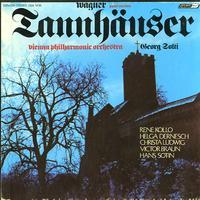 Kollo, Solti, Vienna Philharmonic Orchestra - Wagner: Tannhauser