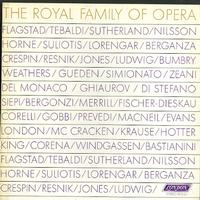 Various Artists - The Royal Family of Opera