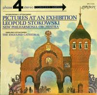 Stokowski, The New Philharmonia Orchestra-Mussorgsky:Pictures At Exhibition etc. / Sealed