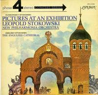 Stokowski, The New Philharmonia Orchestra - Mussorgsky:Pictures At Exhibition etc.